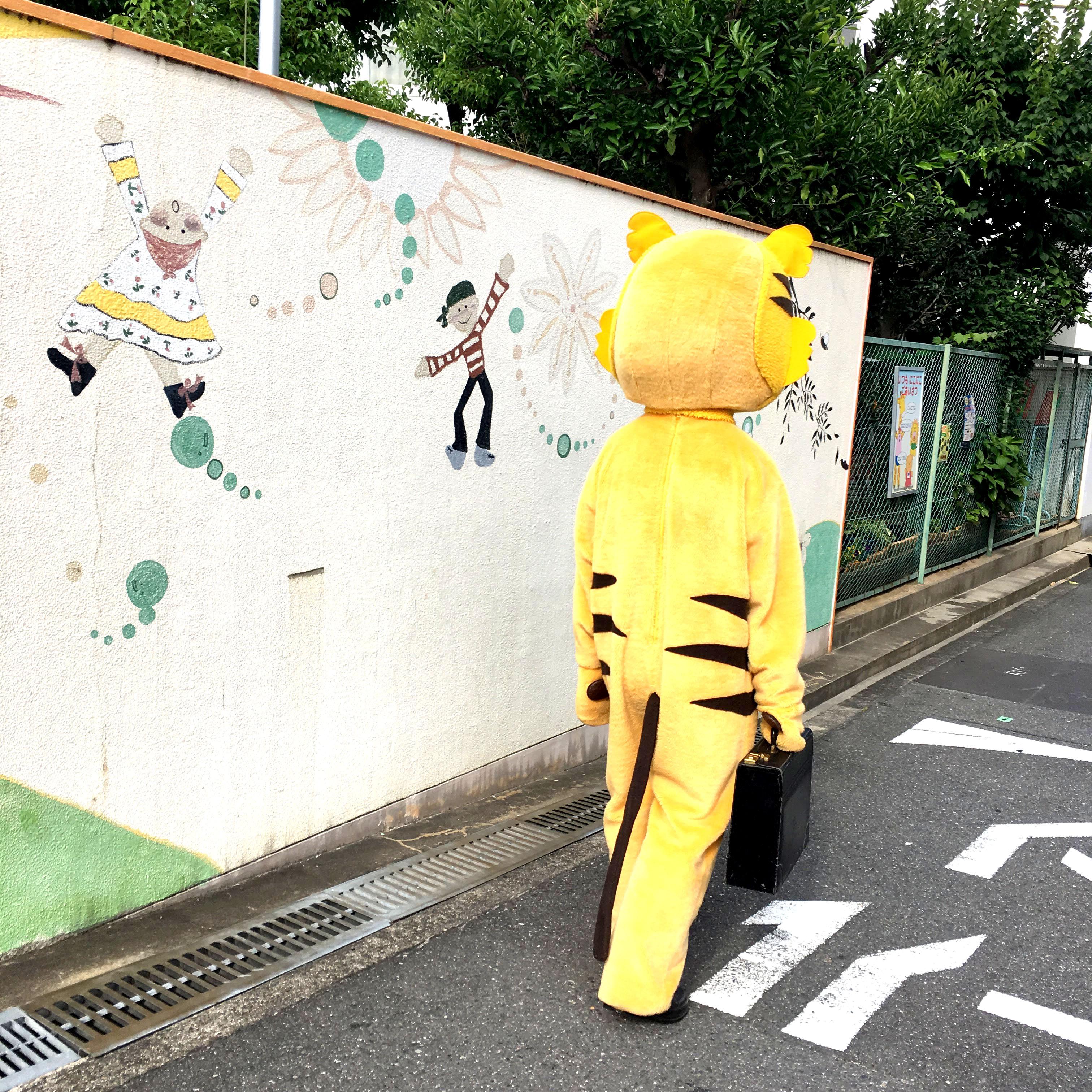 大阪・今里トラベラー(第2回・大成保育所)