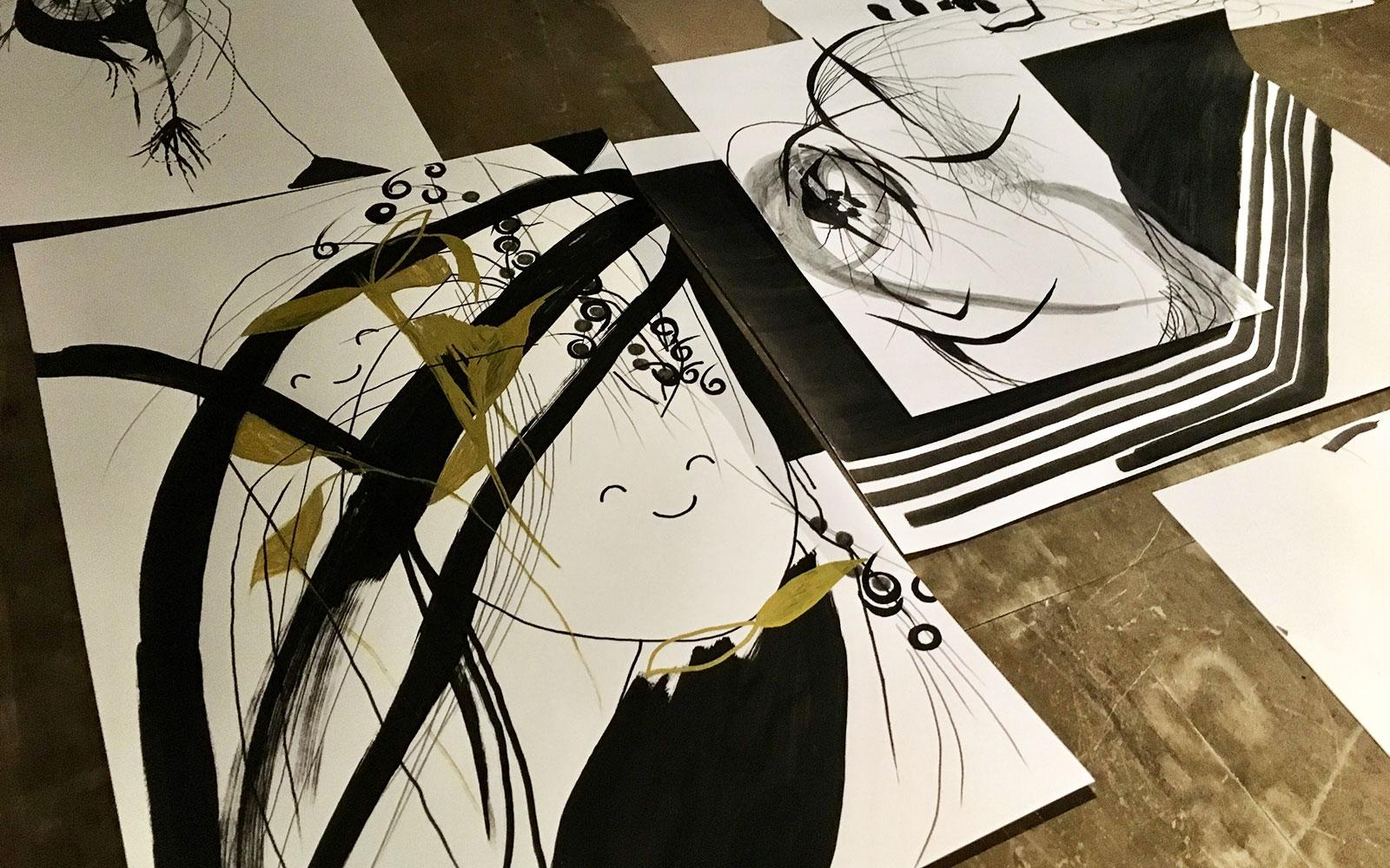 フジタマユミ「誰も寝てはならぬ」